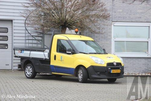 Fiat Doblo, foto van Alex Miedema