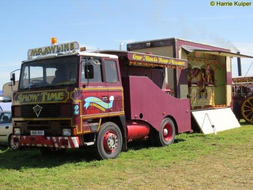 Foden 2000-serie (vrachtwagen), foto van oldtimergek