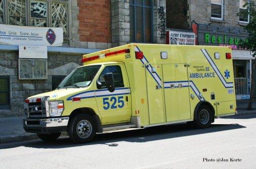 Ford E450, foto van JaKo