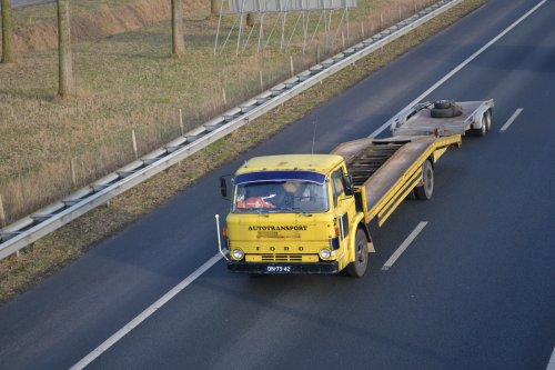 Ford D-serie, foto van truckspotterhgk