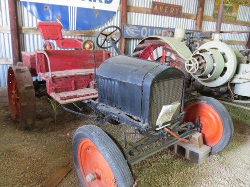 Ford A-serie van oldtimergek