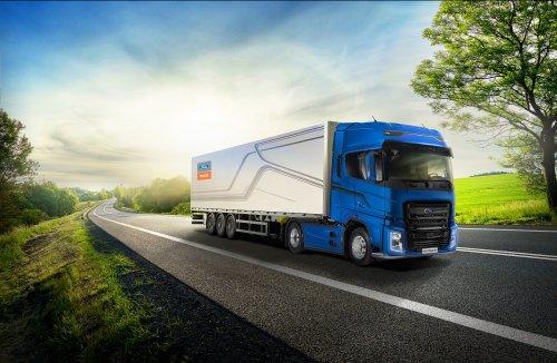 Ford F-MAX (vrachtwagen), foto van Alex Miedema