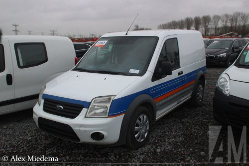 Ford Transit Connect, foto van Alex Miedema