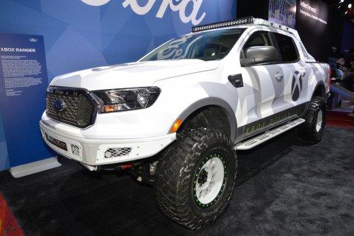 Ford Ranger, foto van Alex Miedema