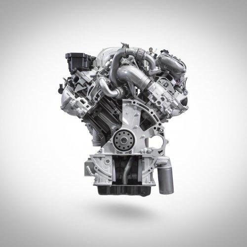 Ford motor, foto van Alex Miedema