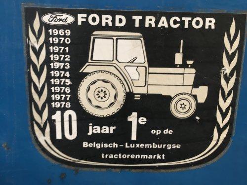 Ford Logo, foto van RVM