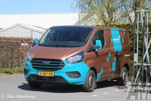 Ford Transit Custom, foto van Alex Miedema