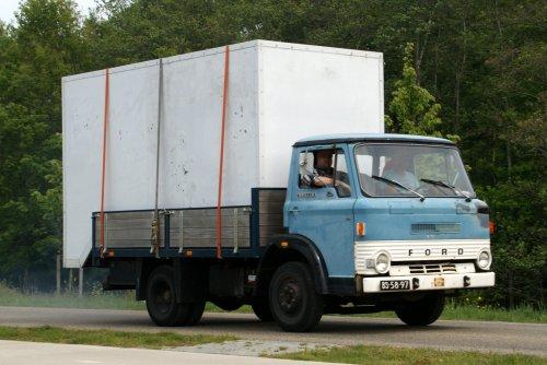 Ford D-serie, foto van wietze-koopmans