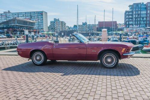 Ford Mustang, foto van xrayjaco
