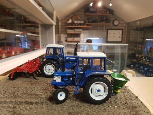 Ford miniatuur, foto van Ford6000