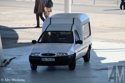 Ford Courier, foto van Alex Miedema