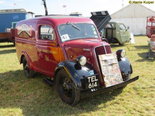 Ford Thames, foto van oldtimergek