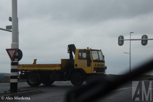 Ford Cargo, foto van Alex Miedema
