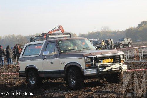 Ford Bronco, foto van Alex Miedema