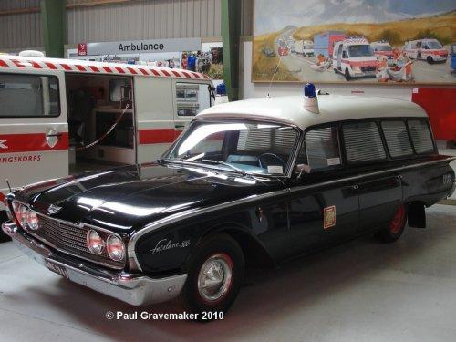 Ford Fairlane, foto van Paul Gravemaker