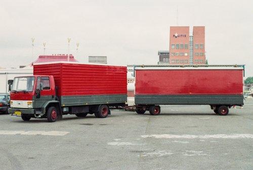 Ford Cargo, foto van xrayjaco