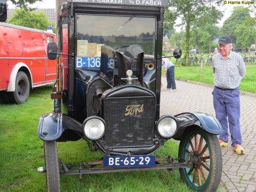 Ford TT, foto van oldtimergek