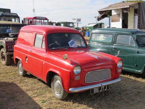 Ford Thames 300E, foto van oldtimergek