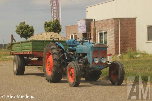 Fordson Super Dexta, foto van Alex Miedema