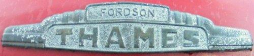 Fordson Thames, foto van buttonfreak
