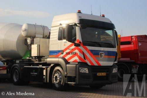 Framo TGS (vrachtwagen), foto van Alex Miedema