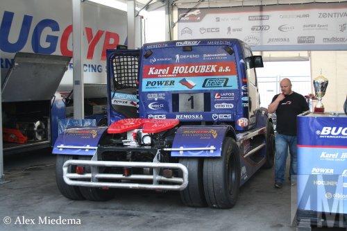 Freightliner Buggyra, foto van Alex Miedema