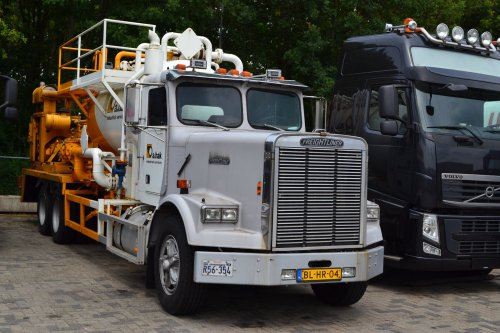 Freightliner Classic, foto van coen-ensing