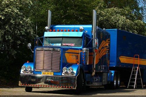 Freightliner onbekend/overig, foto van Bram van der Leij