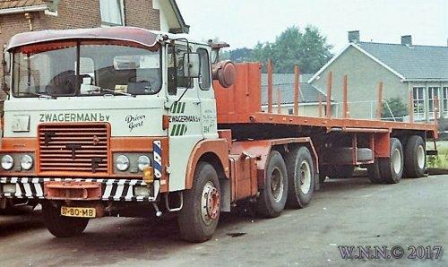 FTF 2e cabine (vrachtwagen) van bernard-dijkhuizen