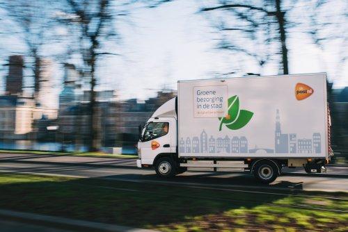 Fuso Canter, foto van Truckfan Nieuwsposter