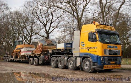 Volvo FH16 3rd gen (vrachtwagen), foto van bernard-dijkhuizen
