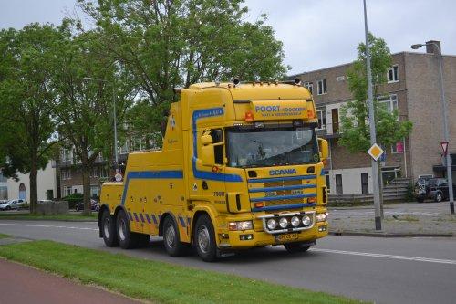 Scania 144 (vrachtwagen), foto van truckspotterhgk