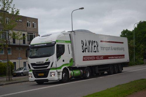 Iveco Stralis (vrachtwagen), foto van truckspotterhgk