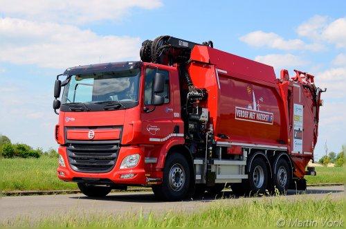 E-Trucks elektrotruck (vrachtwagen), foto van martin-vonk