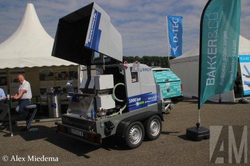 Uraca aanhangwagen (getrokken materieel), foto van Alex Miedema