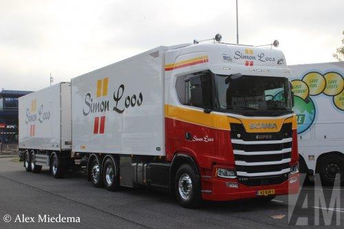 Scania S520 (vrachtwagen), foto van Alex Miedema