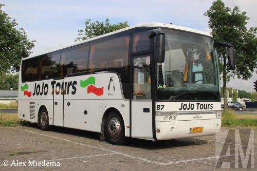 Van Hool T911 Alicron (bus), foto van Alex Miedema