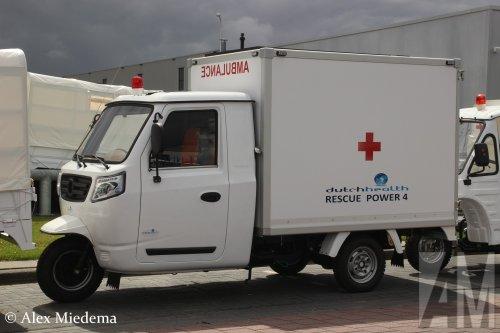 Dutch Health ambulance (bestelwagen), foto van Alex Miedema