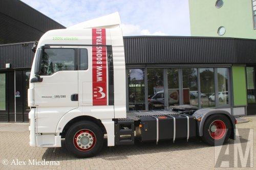 Framo e180-280 (vrachtwagen), foto van Alex Miedema