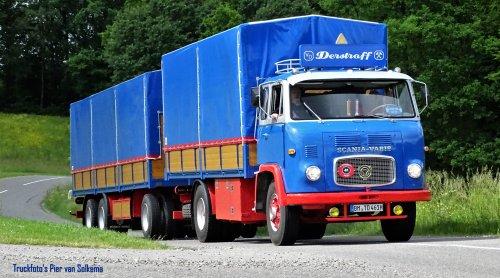 Scania-Vabis LB76 (vrachtwagen), foto van pierius-van-solkema