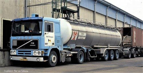Volvo F12 (vrachtwagen), foto van pierius-van-solkema