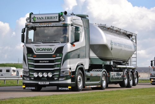 Scania S450 (vrachtwagen), foto van coen-ensing
