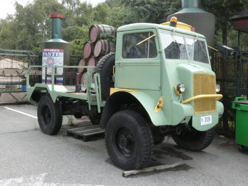 Bedford QL (vrachtwagen), foto van cor-klok