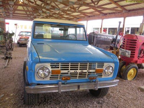 Ford Bronco (vrachtwagen), foto van oldtimergek