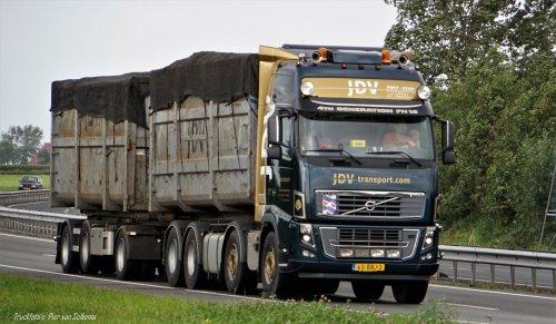 Volvo FH16 3rd gen (vrachtwagen), foto van pierius-van-solkema
