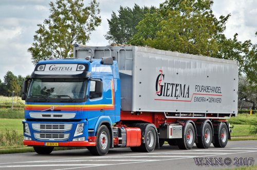 Volvo FM 4th gen (vrachtwagen) van bernard-dijkhuizen