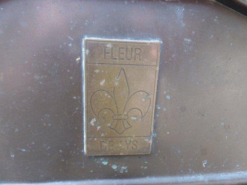 Fleur de Lys Newark (vrachtwagen), foto van dickt