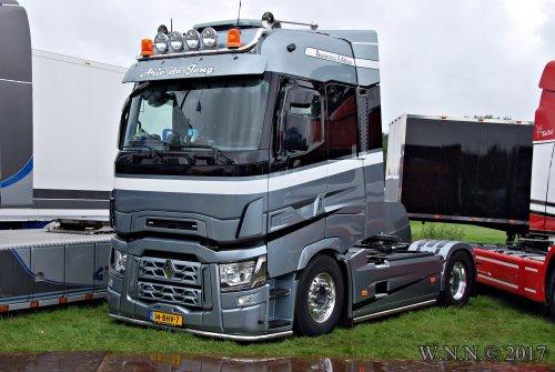 Renault T-serie (vrachtwagen), foto van bernard-dijkhuizen