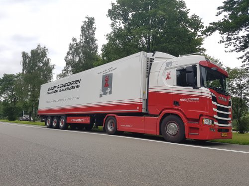 Scania R410 (new) (vrachtwagen), foto van Jordybrakenhoff