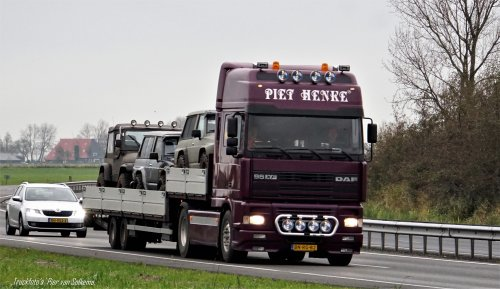 DAF 95XF (vrachtwagen), foto van pierius-van-solkema